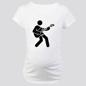 Bassist Maternity T-Shirt