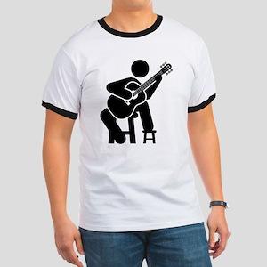 Classical Guitar Ringer T