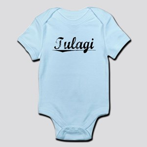 Tulagi, Aged, Infant Bodysuit