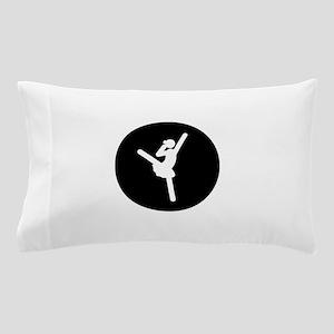 Ballet Dancing Pillow Case