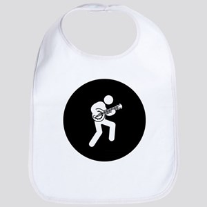 Banjo Player Bib