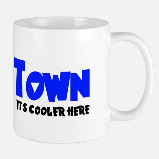 Cooler Here Mug
