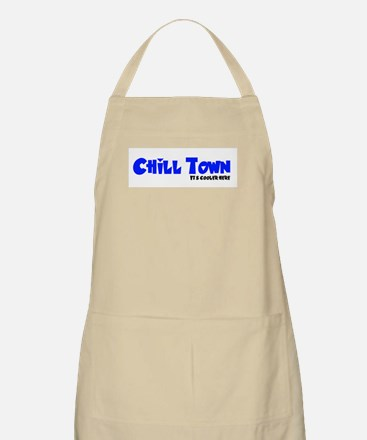 Cooler Here BBQ Apron