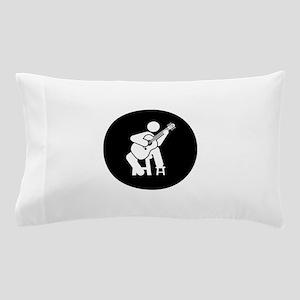Classical Guitar Pillow Case