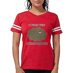 Star Trek Tribbles Womens Football Shirt