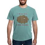 Star Trek Tribbles Mens Comfort Colors Shirt