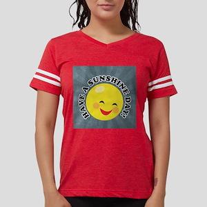 Brady Bunch Sunshine Day Womens Football Shirt
