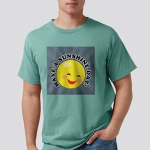 Brady Bunch Sunshine Day Mens Comfort Colors Shirt