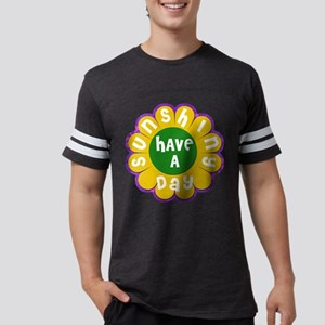 Brady Bunch Sunshine Day Mens Football Shirt
