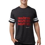 Marcia Marcia Marcia Mens Football Shirt
