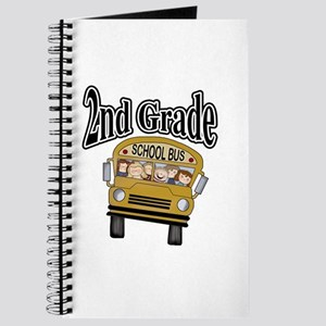 School Bus 2nd Grade Journal