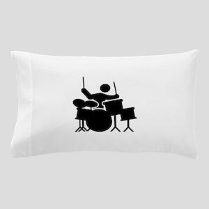 Drummer Pillow Case