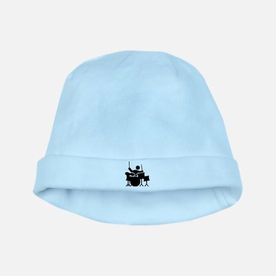 Drummer baby hat
