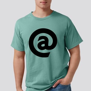 Ask Me About My Web Site Mens Comfort Colors Shirt
