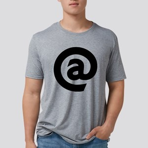 Ask Me About My Web Site Mens Tri-blend T-Shirt