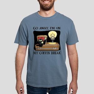 Coffin Break Mens Comfort Colors Shirt