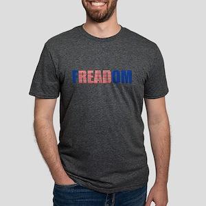 FREADOM Mens Tri-blend T-Shirt