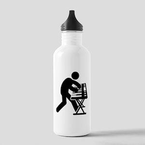 Keyboardist Stainless Water Bottle 1.0L