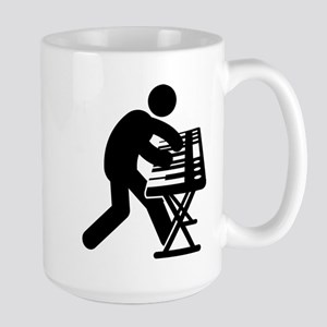 Keyboardist Large Mug