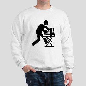 Keyboardist Sweatshirt
