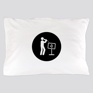 Karaoke Pillow Case