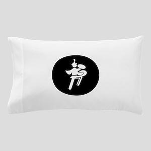 Bass Cymbal Pillow Case