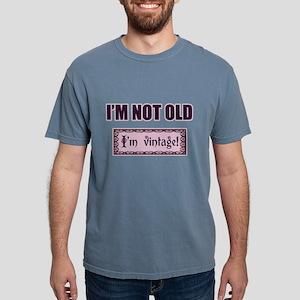 I'm Not Old I'm Vintage Mens Comfort Color