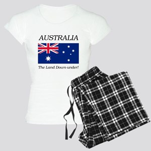 Australian Flag Women's Light Pajamas
