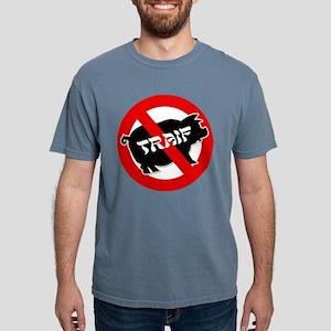 FIN-traif-pig Mens Comfort Colors Shirt