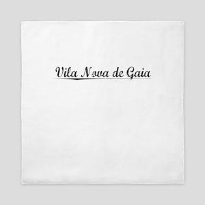 Vila Nova de Gaia, Aged, Queen Duvet