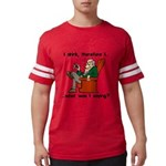I Drink Therefore I Am Mens Football Shirt