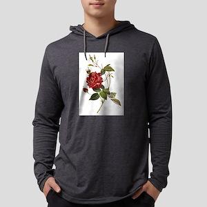 rose-14x10x300px Mens Hooded Shirt