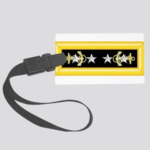 Admiral of the Navy RI Large Luggage Tag