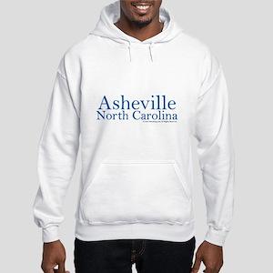 Asheville NC Hooded Sweatshirt