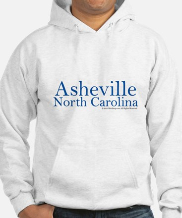 Asheville NC Hoodie