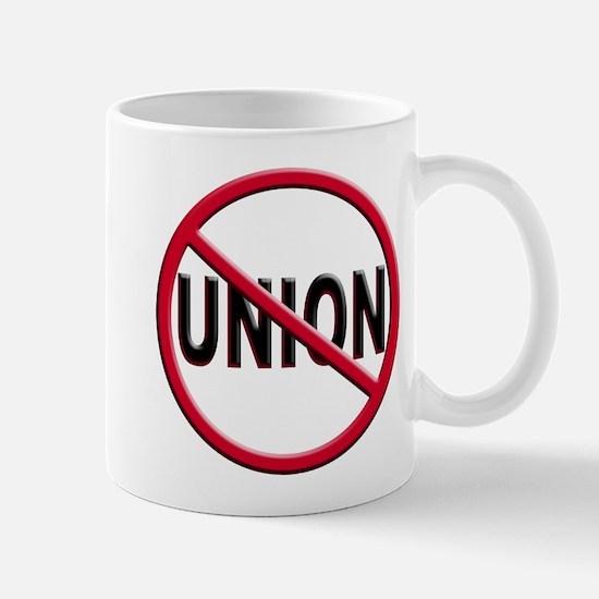Anti-Union Mugs