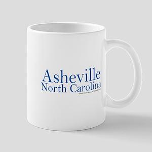 Asheville NC Mug