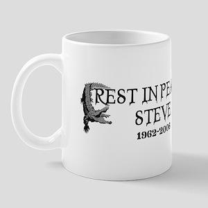 RIP Steve Irwin Mug