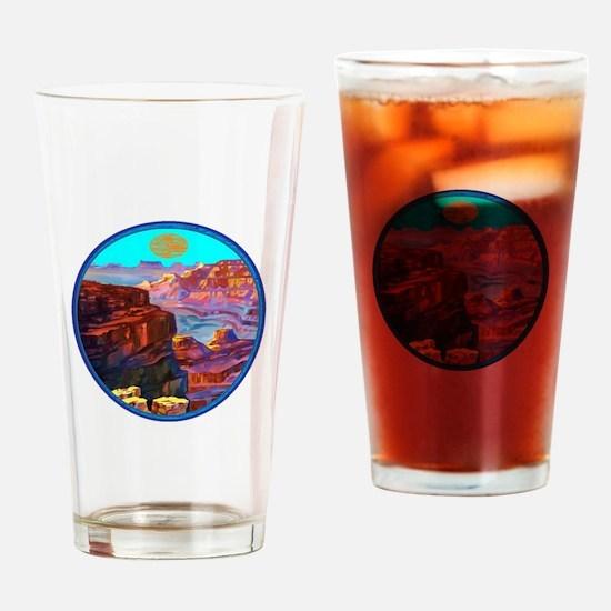 THE DRIFTER Drinking Glass