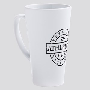 Zeta Psi Athletics 1 17 oz Latte Mug