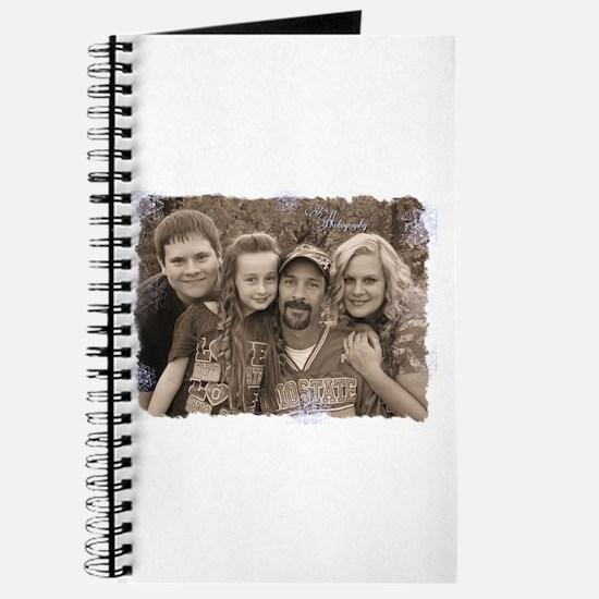 Custom photo Journal