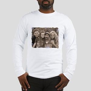 Custom photo Long Sleeve T-Shirt