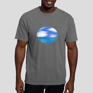 OCEAN BREEZE Mens Comfort Colors Shirt