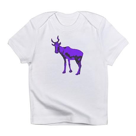 The Purple Bubal Hartebeest Infant T-Shirt