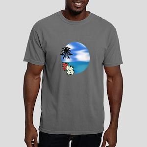 PALM SWEPT Mens Comfort Colors Shirt