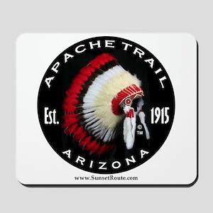 Apache Trail Logo Mousepad