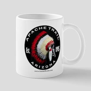 Apache Trail Logo Mug