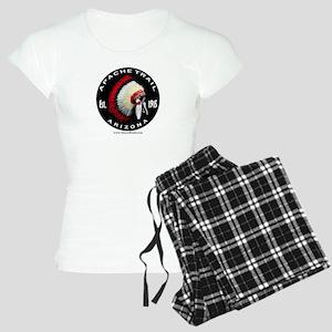 Apache Trail Logo Women's Light Pajamas