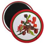 Marinas Christmas Magnet