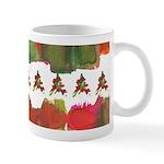 Marina's Christmas mug II